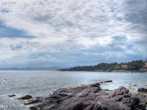 Baie à Agay