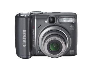 Canon A590is