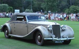 Élegance automobile 2014
