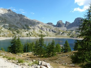 Lac d'Allos - Mercantour