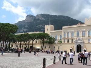 Monaco Place du palais