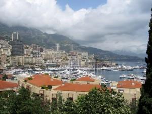 Monaco port et ville