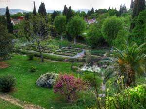 Parc de Villecroze 10