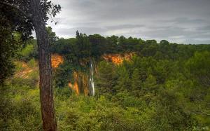 Cascade de Sillans-la-Cascade, Var