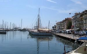 Vieux port - Cannes